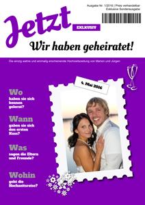 Hochzeitszeitung Beispiele Pdf
