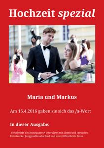 verfgbar als powerpointvorlage im onlinedesigner - Hochzeitszeitung Beispiele Pdf