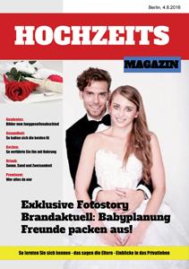 verfgbar als powerpointvorlage im onlinedesigner - Hochzeitszeitung Beispiele